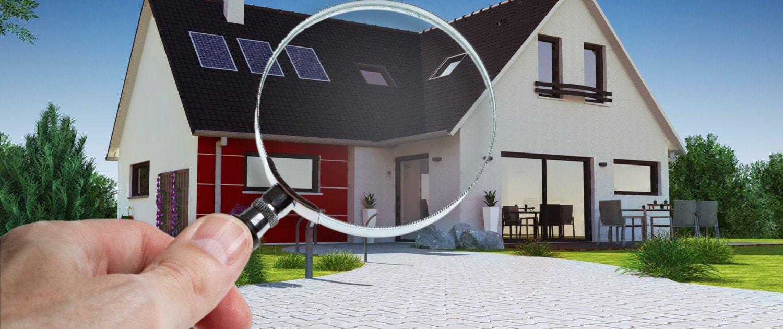 Ankauf oder Verkauf von Grundstücken und Immobilien