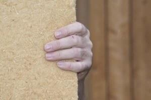 Holzfaser-Dämmplatten
